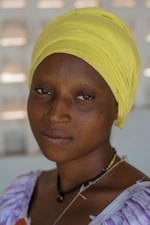 Fatima was married to a man she had barely met aged just 14 (Delphine Diallo - Save the Children)