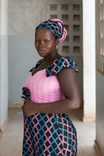 Hamdila is now 23 but was married at 13 (Delphine Diallo - Save the Children)