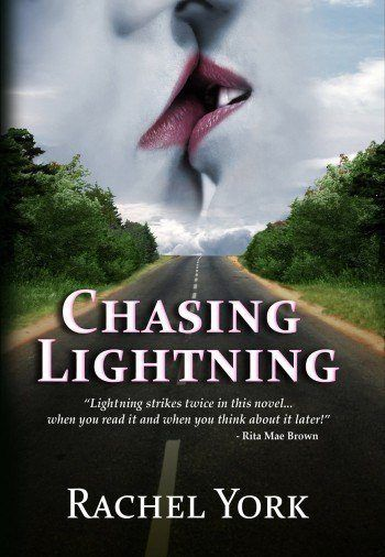Chasing Lightning Book Cover