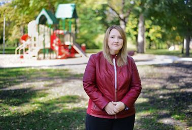 Bullying is not just a problem on the playground, but also the workplace. ISU's Stacy Tye-Williams looks at the challenges victims face when telling their story. Photo by Amy Vinchattle